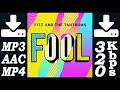 Ⓗ Descargar canción nueva de: Fitz and The Tantrums - Fool / Musica MP3 320Kbps, AAC, video mp4