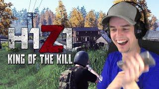 HOE KOM JE DAARBIJ?! ft. Emre - H1Z1 King of the Kill #56