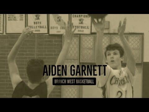 Aiden Garnett, 6'3