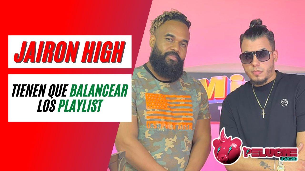 @Jairon High Tienen que balancear los playlist 😌
