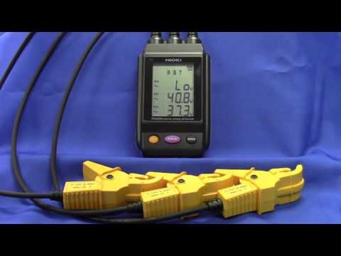 PD3259 Digital Non Contact Phase Rotation Meter