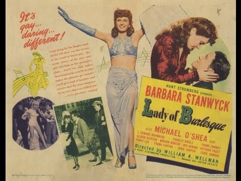 LA ESTRELLA DE VARIEDADES (LADY OF BURLESQUE, 1943, Full movie, Spanish, Cinetel)