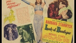 LA ESTRELLA DE VARIEDADES (LADY OF BURLESQUE, 1943, Full movie, Spanish, Cinetel)