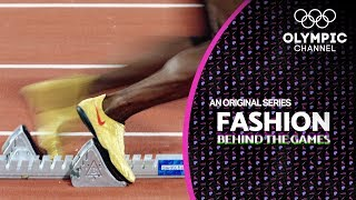 Michael Johnson and his Iconic Golden Spikes | Fashion Behind the Game