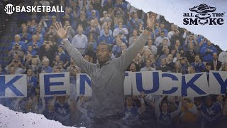 John Wall Remembers The 2009-2010 Star-Studded Kentucky Basketball Team | ALL THE SMOKE