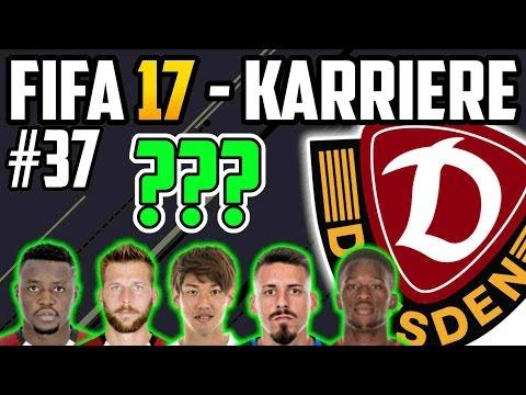 Transferabschluss - Die Qual der Wahl!! - FIFA 17  Dresden Karriere: Lets Play #37