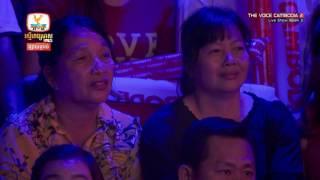 The Voice Cambodia - ទិត្យ សុផាត - អាណែត មាសបង - Live Show 29 May 2016
