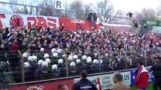 Fortuna Fans wehren sich gegen Polizeiwillkür