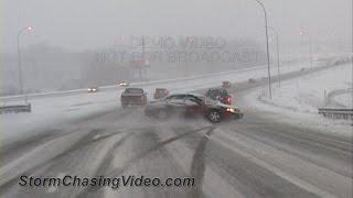 Repeat youtube video Compilation of Ridiculous Car Crash and Slip and Slide Winter Weather