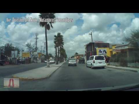 Ave. División del Norte, Matamoros Tamaulipas, Mayo 2016