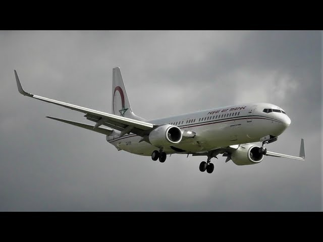 Plane Spotting at Manchester Airport | 11th February 2020