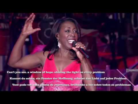 "Oleta Adams live ""Window of Hope"" with English/Deutsch/Português lyrics"