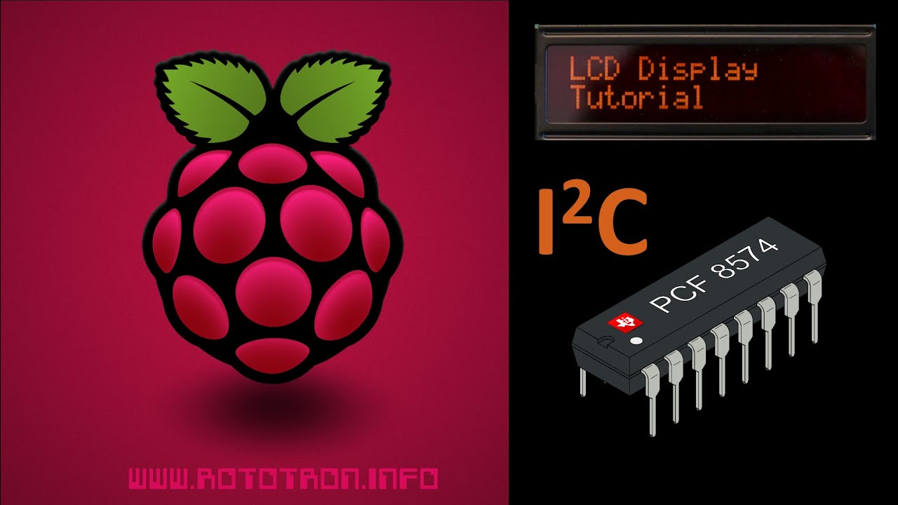 Using an I2C LCD Display with a Raspberry Pi