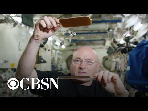 NASA's astronaut twins study reveals impact of space travel