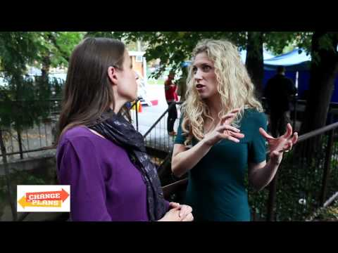 "Brooke White Interview on ""Change of Plans"" set with 5 Minutes for Mom - Part 2"
