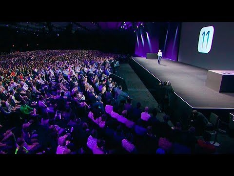 Apple iOS 11 Launch Event in 7 minutes