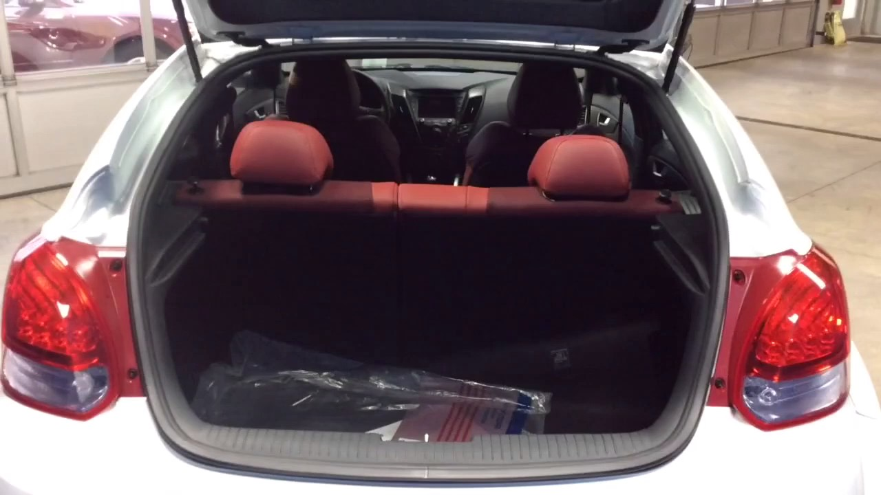 2016 Hyundai Veloster Rspec  YouTube
