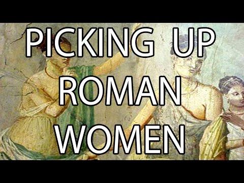 Picking up Roman Women | Stuff That I Find Interesting