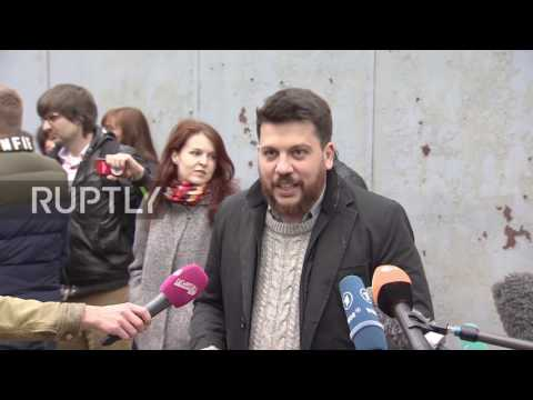 Russia: Opposition activist Navalny released in Moscow after arrest