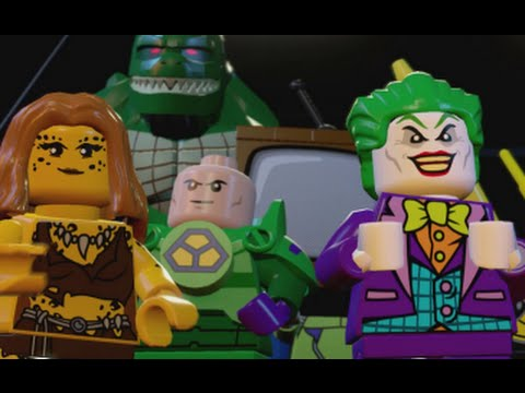 LEGO Batman 3 - 100% Guide #3 - Space Suits You, Sir! (All Collectibles - Minikits, Red Brick, etc)