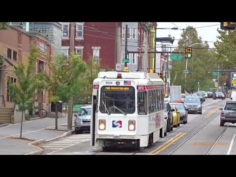 Subway–Surface Trolley Lines in Philadelphia 2017 (Rough Neighborhoods)