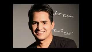 Como Te Olvido Jorge Celedon