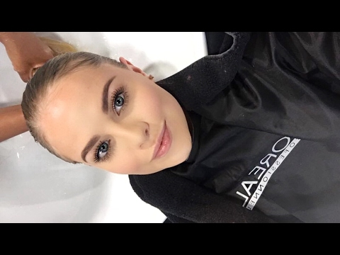 GETTING MY HAIR COLOURED BY LOREAL PROFESSIONALS | Jessica van Heerden