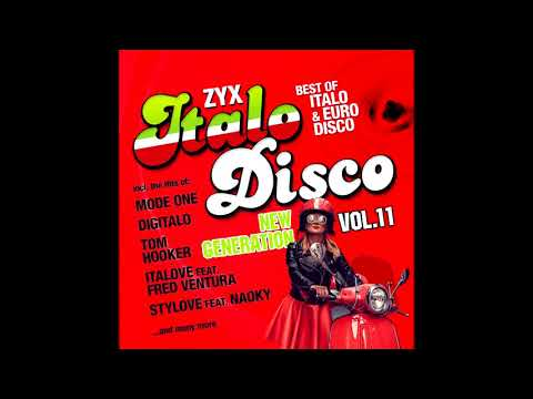 ZYX Italo Disco New Generation Vol.11 MiniMix