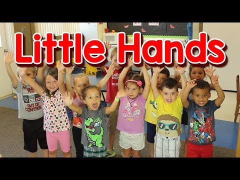 Little Hands | Back to School Song for Kids | Jack Hartmann