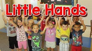 Little Hands | Back to School Song for Kids | Jack Hartmann