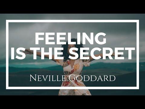 Neville Goddard: Feeling Is The Secret - HD - [Full Audiobook]
