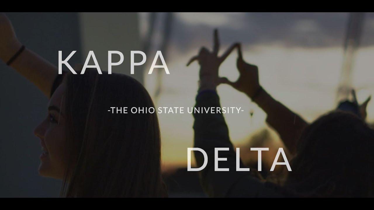 Kappa Delta Ohio State Youtube