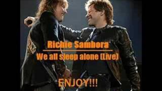 richie sambora we all sleep alone live