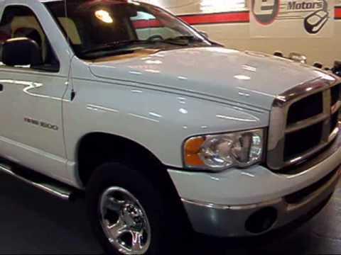2004 Dodge Ram 1500 Slt 4x4 Edirect Motors Youtube