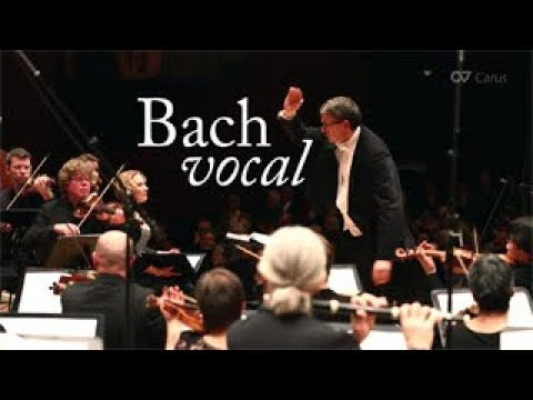 Bach vocal at Carus: The Sacred Vocal Music