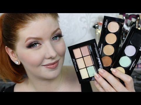 New Makeup At the Drugstore | Color Correctors & Concealer