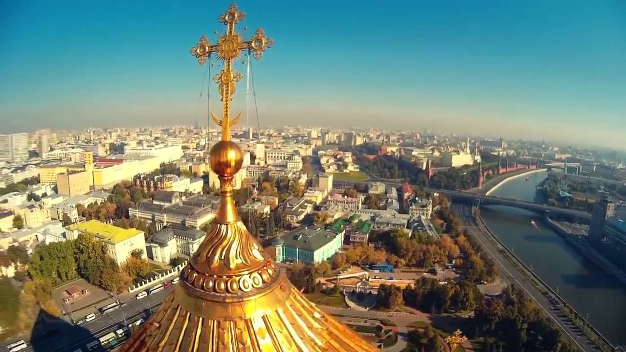 Moscow - The capital city of Russia - YouTube