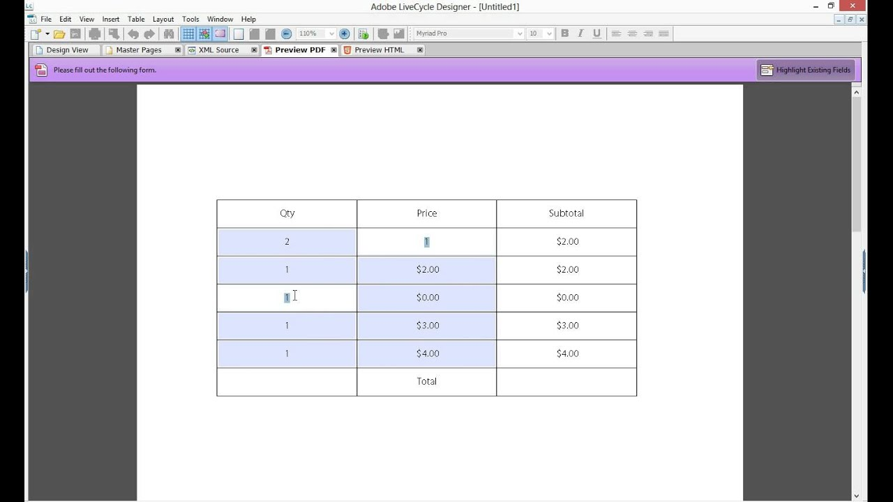 Calculations in expanding tables in adobe livecycle designer es4 calculations in expanding tables in adobe livecycle designer es4 falaconquin