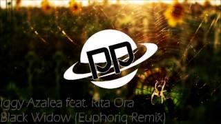 Iggy Azalea - Black Widow feat. Rita Ora (Euphoriq Remix) [Trap]