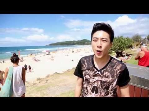 GlobeVenture Australia, Byron Bay Travel Channel Thailand