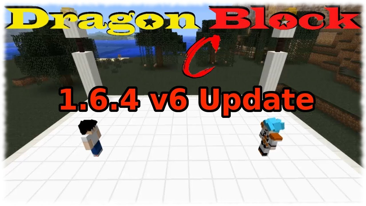 how to download dragon block c mod