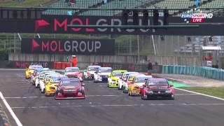 WTCC 2015 - Hungaroring, 2. futam