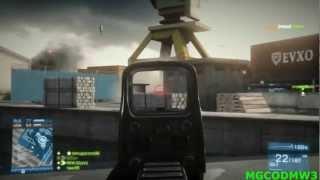 #1 Battlefield 3 Multiplayer Gameplay Canali di Noshahr ITA