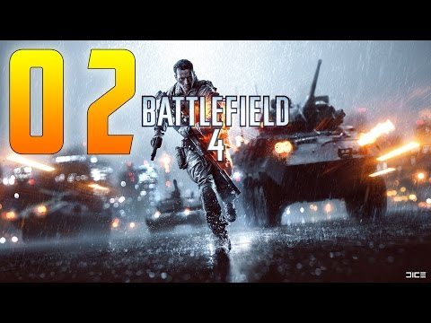 Battlefield 4: - Mission 2 - Shanghai! [1080p 60FPS] No Commentary!