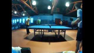 New York Indoor Sports Club - San v.s. Derek