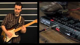 BOSS - ME 80 / Sound Demo - Performans