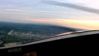 Grumman AA-1 Yankee departing Spruce Creek