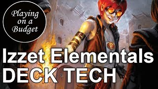 MTG Standard: Izzet Elementals Deck Tech - Playing on a Budget