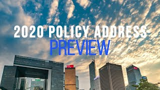 2020 Policy Address preview