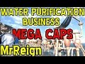 FALLOUT 4 - How To Start Your Own Water Purification Business - MEGA CAPS